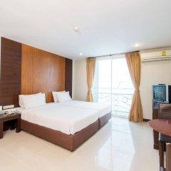Отель Tara Monte Pratunam Бангкок комната для гостей фото 2