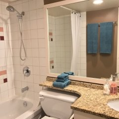 Отель in Downtown Vancouver Канада, Ванкувер - отзывы, цены и фото номеров - забронировать отель in Downtown Vancouver онлайн ванная фото 2