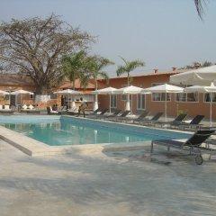 Mulemba Resort Hotel бассейн