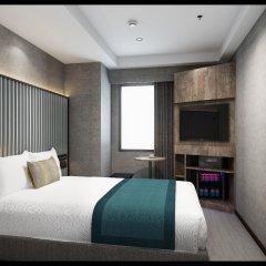 Отель THE KNOT TOKYO Shinjuku комната для гостей