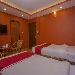Отель OYO 275 Sunshine Garden Resort Непал, Катманду - отзывы, цены и фото номеров - забронировать отель OYO 275 Sunshine Garden Resort онлайн комната для гостей фото 3