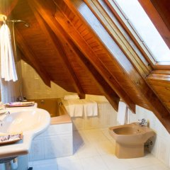 Gran Chalet Hotel & Petit Spa комната для гостей фото 4