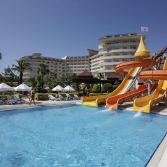 Отель Saphir Resort & Spa - All Inclusive Окурджалар бассейн