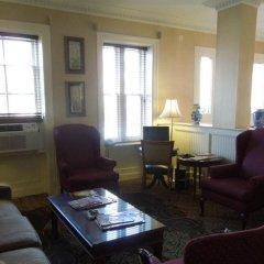 Отель Embassy Inn интерьер отеля