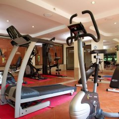 Отель Srisuksant Resort фитнесс-зал