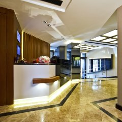 Cihangir Hotel интерьер отеля