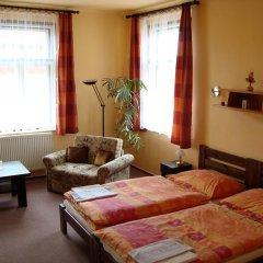 Hotel Jaro Мельник комната для гостей