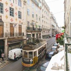 Отель We Love F Tourists Лиссабон балкон