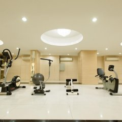 Golden Dragon Suvarnabhumi Hotel фитнесс-зал фото 2