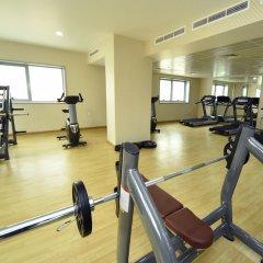 Отель Alain Hotel Apartments ОАЭ, Аджман - отзывы, цены и фото номеров - забронировать отель Alain Hotel Apartments онлайн фитнесс-зал фото 3