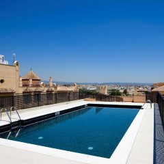 Отель NH Córdoba Guadalquivir Испания, Кордова - 2 отзыва об отеле, цены и фото номеров - забронировать отель NH Córdoba Guadalquivir онлайн бассейн фото 2