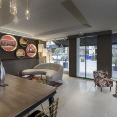 Отель Du Cadran Франция, Париж - 4 отзыва об отеле, цены и фото номеров - забронировать отель Du Cadran онлайн питание фото 2
