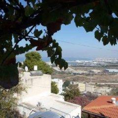 Отель The Artist's House Overlooking The Bay Of Haifa Хайфа пляж