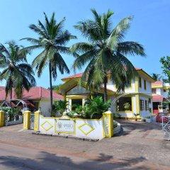 Отель Spazio Leisure Resort Гоа пляж