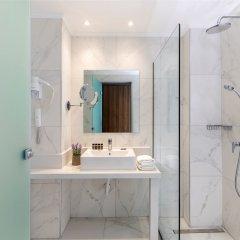 Отель Belair Beach Греция, Родос - 1 отзыв об отеле, цены и фото номеров - забронировать отель Belair Beach онлайн ванная фото 2