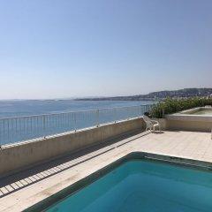 Отель Apart a Nice : A Breathtaking View on the Sea Ницца бассейн фото 2