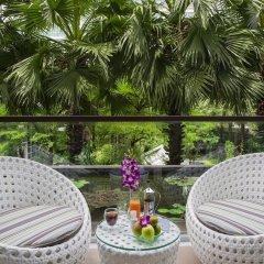 Отель Pullman Bangkok King Power балкон