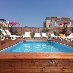 Отель Sunrise Hotel Çameria Албания, Дуррес - отзывы, цены и фото номеров - забронировать отель Sunrise Hotel Çameria онлайн бассейн фото 3