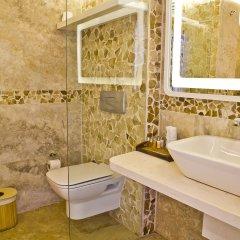 Peninsula Gardens Турция, Патара - отзывы, цены и фото номеров - забронировать отель Peninsula Gardens онлайн ванная