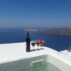 Отель Langas Villas Греция, Остров Санторини - отзывы, цены и фото номеров - забронировать отель Langas Villas онлайн бассейн фото 2