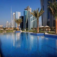 Отель JW Marriott Marquis Dubai бассейн