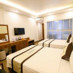 Halong Delight Hotel комната для гостей фото 3