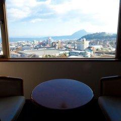 Отель Beppu Kannawa Onsen Hotel Fugetsu Hammond Япония, Беппу - отзывы, цены и фото номеров - забронировать отель Beppu Kannawa Onsen Hotel Fugetsu Hammond онлайн комната для гостей фото 2