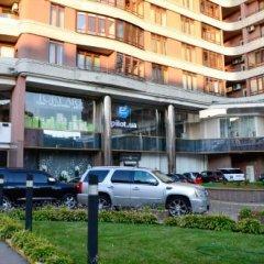 Отель Diplomat Aparthotel Киев парковка