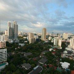 Отель CNC Residence балкон