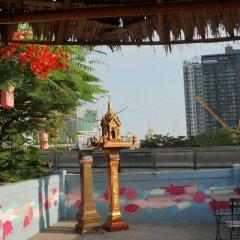 Отель Padi Madi Guest House Бангкок детские мероприятия