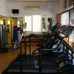 Dimitrion Central Hotel фитнесс-зал