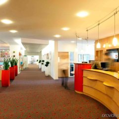 Отель Ibis Marseille Centre Gare Saint Charles интерьер отеля
