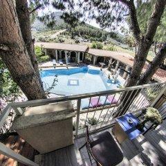 Отель Atilla's Getaway балкон