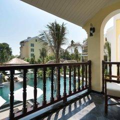 Отель La Siesta Hoi An Resort & Spa балкон