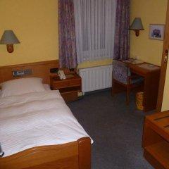 Hotel Deutsche Eiche Нортейм комната для гостей