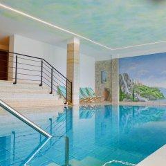 Отель Das Bergland - Vital & Activity Италия, Горнолыжный курорт Ортлер - отзывы, цены и фото номеров - забронировать отель Das Bergland - Vital & Activity онлайн бассейн фото 3