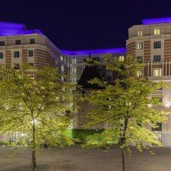 Отель Novotel Brussels City Centre вид на фасад фото 2