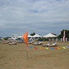 Muong Thanh Grand Nha Trang Hotel пляж
