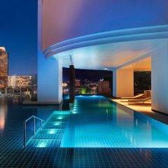 Отель Millennium Hilton Bangkok Бангкок бассейн фото 3