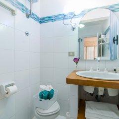 Апартаменты Ponte Vecchio Florence Apartment ванная
