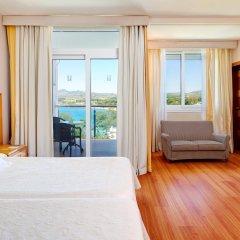 Отель Hipotels Eurotel Punta Rotja & Spa комната для гостей фото 3