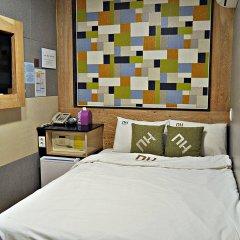 Отель D.H Sinchon Guesthouse Южная Корея, Сеул - отзывы, цены и фото номеров - забронировать отель D.H Sinchon Guesthouse онлайн спа фото 2