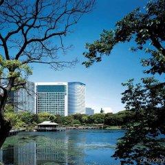 Отель Conrad Tokyo Япония, Токио - отзывы, цены и фото номеров - забронировать отель Conrad Tokyo онлайн приотельная территория