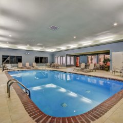 Holiday Inn Express Hotel & Suites Greenville Airport бассейн фото 3