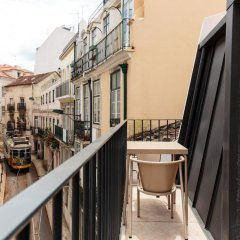 Отель Dear Lisbon Living House Лиссабон балкон
