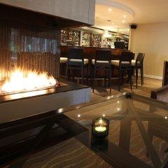 Отель Gresham Belson Брюссель гостиничный бар