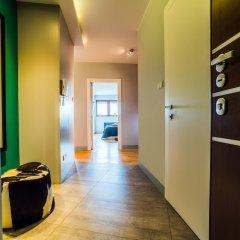 Отель Oxygen Central Apartments Польша, Варшава - отзывы, цены и фото номеров - забронировать отель Oxygen Central Apartments онлайн интерьер отеля