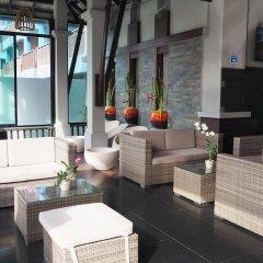Отель Buri Tara Resort интерьер отеля фото 3