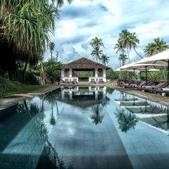 Отель Paradise Road The Villa Bentota бассейн