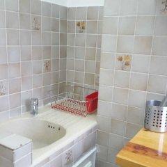 Отель Charmant Studio - Centre de Nice Франция, Ницца - отзывы, цены и фото номеров - забронировать отель Charmant Studio - Centre de Nice онлайн ванная